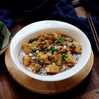 Cách làm đậu hũ non sốt thịt băm