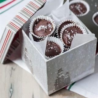 Cách làm Bánh chocolate caramel