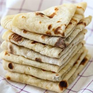 Cách làm Bánh Tortilla khoai tây