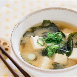 Cách nấu Canh miso đơn giản