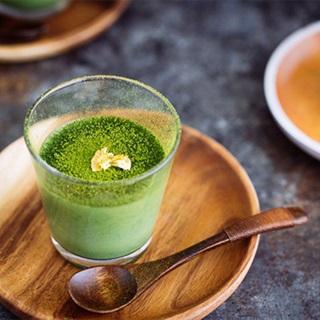 Cách làm Pannacotta trà xanh