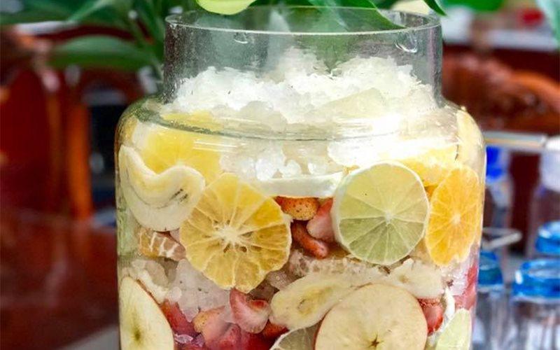 Cách làm Rượu trái cây thơm ngon