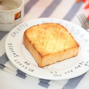 Bánh mì nướng bơ đơn giản