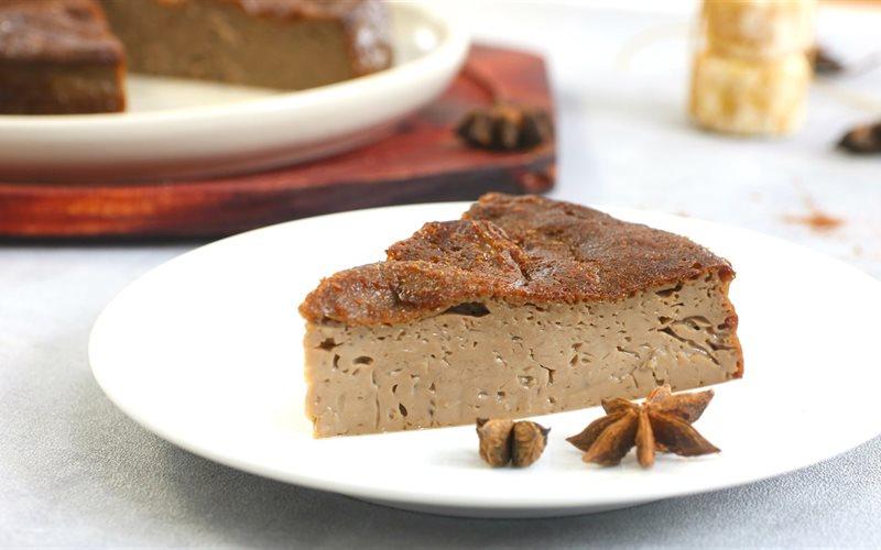 Cách làm Bánh Gan béo béo, thơm thơm, hấp dẫn cả nhà