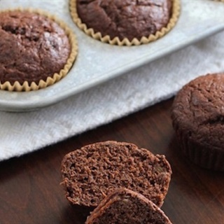 Cách làm Bánh muffin chocolate chuối xốp mềm