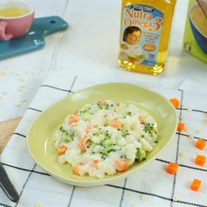 Salad pasta cho bé 1 tuổi