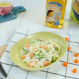 Cách làm salad pasta cho bé 1 tuổi