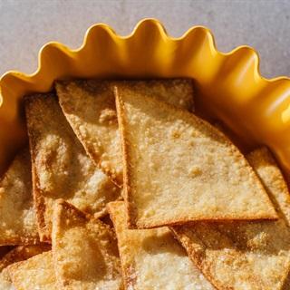 Cách làm Bánh tortilla chiên