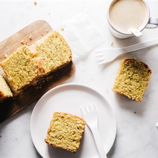Cách làm Bánh bông lan hạnh nhân