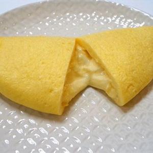 Trứng omelet phô mai béo ngậy