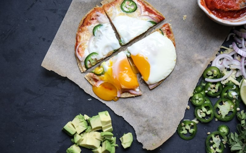 Cách làm Pizza nướng kiểu Mexico