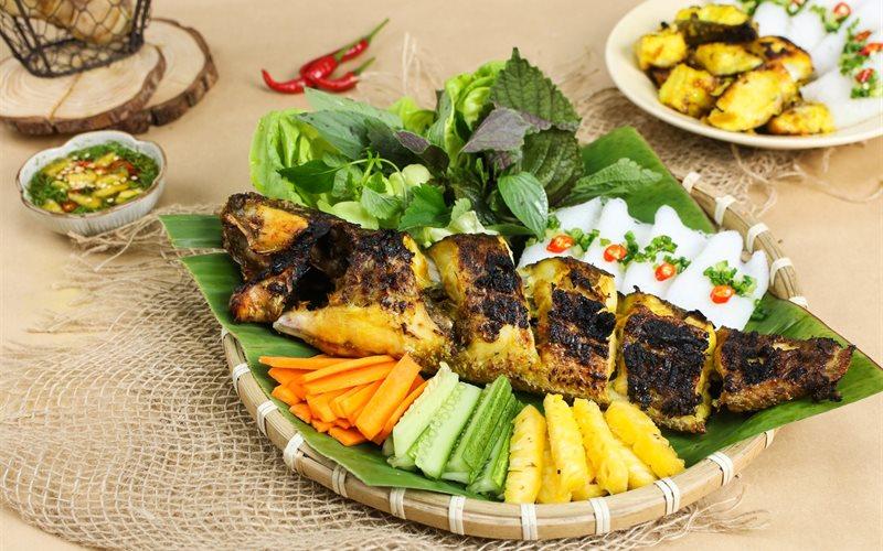 Cách làm Cá Lóc Nướng Riềng Mẻ thơm ngon dậy vị cho bữa cơm gia đình