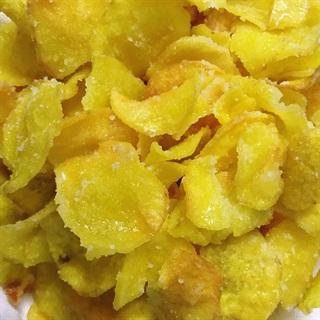 Cách làm Snacks khoai lang ngào đường
