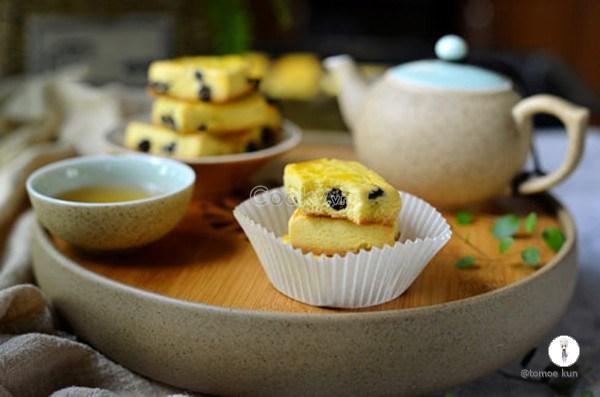 cách làm bánh quy nho khô