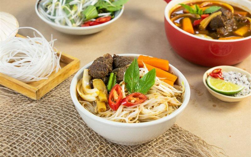 Cách nấu Hủ Tiếu Bò Kho thơm ngon, hấp dẫn cho cả nhà