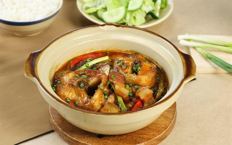 Cách nấu Cá Lóc Kho Tộ ngon, thấm vị, ăn là mê liền