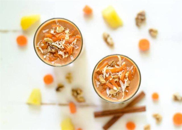 Cách làm Sinh tố cà rốt dinh dưỡng | Cooky.vn