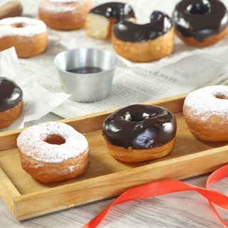 Bánh donut