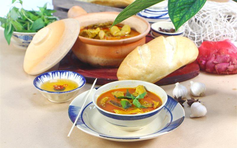 Cách Nấu Phá Lấu Bò Nước Cốt Dừa Ngon Khó Cưỡng