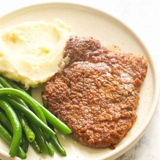 Cách làm Steak thịt gà chiên