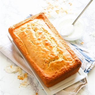 Cách làm Bánh bông lan dừa