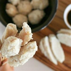 Chả cá Hàn Quốc nấu súp