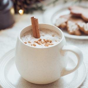 Trà sữa thảo mộc - Chai Latte