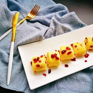Cách làm Bánh cuộn mâm xôi