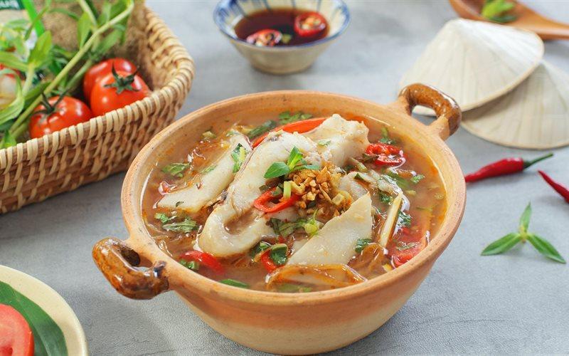 Cách nấu canh chua cá diêu hồng chuẩn vị miền Tây 1