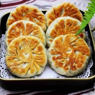 Cách làm bánh bao nhân thịt xào đậu hũ và rau cải