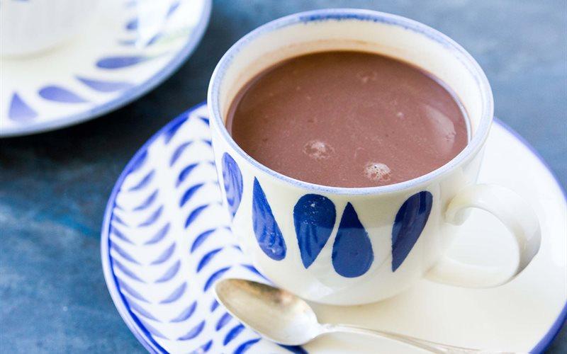 Cách làm Sữa cacao nóng