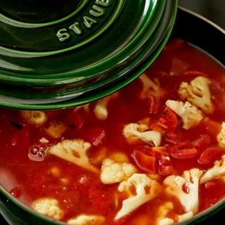 Cách làm Canh rau củ cà chua