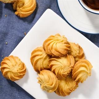 Cách làm bánh quy bơ giòn béo