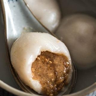 Cách làm Chè trôi nước nhân đậu phộng