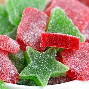 Kẹo dẻo Giáng Sinh