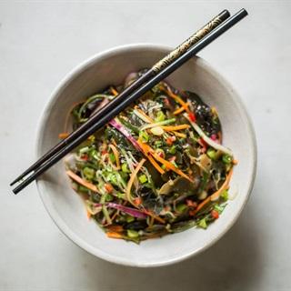 Cách làm Salad rong biển kiểu Nhật