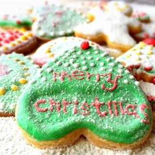 Cách làm bánh quy cho giáng sinh