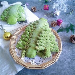 Cách làm bánh mì cây thông Giáng sinh