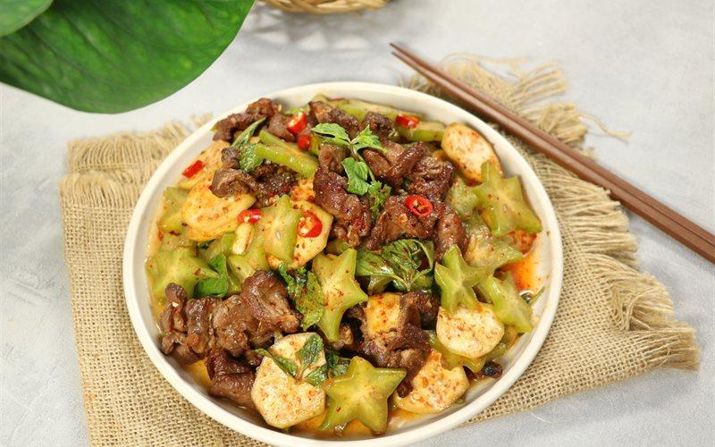 Cách làm Gỏi Bò Xiên Nướng chua cay hấp dẫn cho ngày lễ Tết