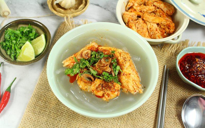 Cách làm Bánh Canh Cá Lóc Miền Trung ngon chuẩn vị