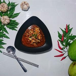 Sò lông bóp Thái
