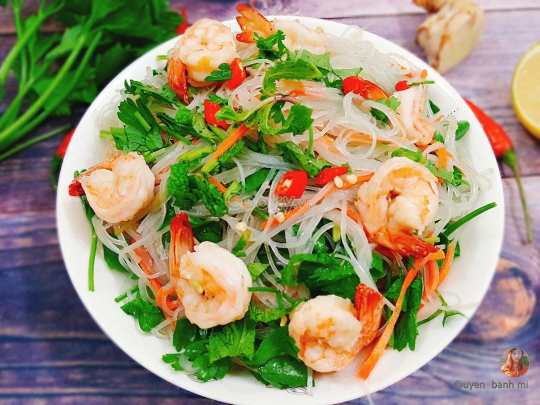 Cach Lam Miến Trộn Kiểu Thai Lan Cooky Vn