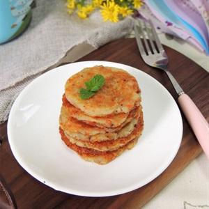 Bánh cá khoai tây nghiền chiên áp chảo