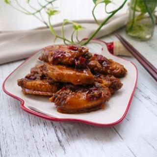 Cách làm cánh gà om cay thơm đậm đà