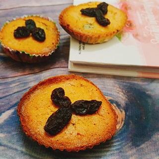 Cách làm cupcake nho khô