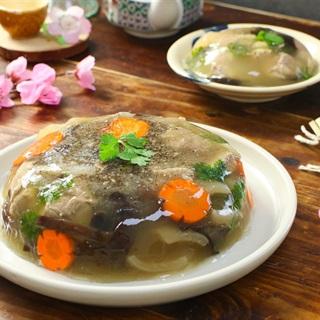 Cách làm Thịt Đông giò heo thơm ngon chuẩn vị cho ngày tết