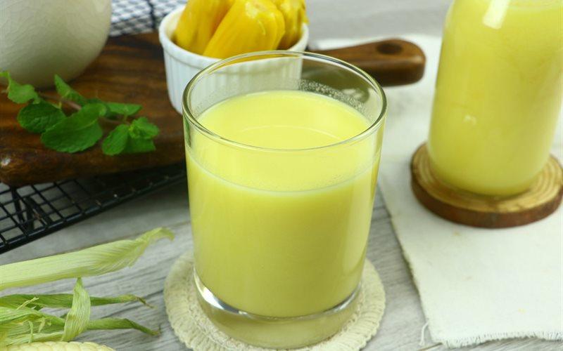 Cách nấu Sữa Bắp Nếp Mít dinh dưỡng cho ngày cuối tuần