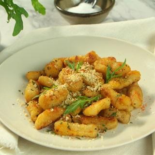 Cách làm Gnocchi - Pasta Khoai Tây thơm ngon từ nước Ý