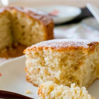 Cách làm Bánh Bông Lan Chanh Sữa Chua thơm ngon xốp mềm
