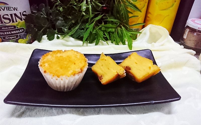 Cách làm Bánh Muffin Sữa Chua Nho Khô vừa nhanh vừa dễ